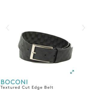 ❤️ Boconi Texturized belt